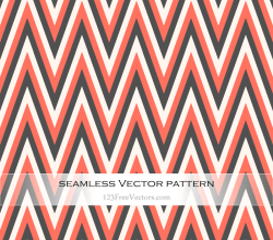 Seamless Chevron Pattern Illustrator