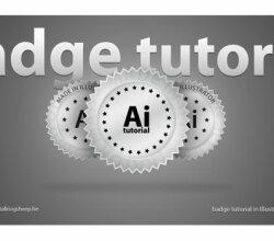 Adobe Illustrator Badge