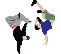 Break Dancers