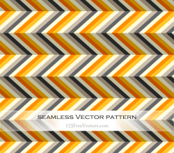 Zigzag Seamless Pattern Abstract Vector