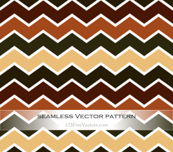 Vintage Chevron Pattern Background Vector