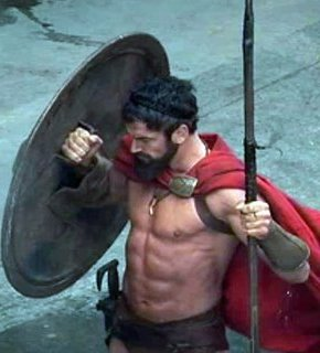 The 300 Workout Routine From Slob To Silver Screen