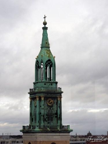Berlínské dobrodružství: kostel Sv. Marie