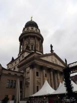 Berlínské dobrodružství: Gendarmenmarkt