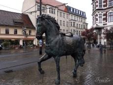 Berlínské dobrodružství: Wilde Pferde