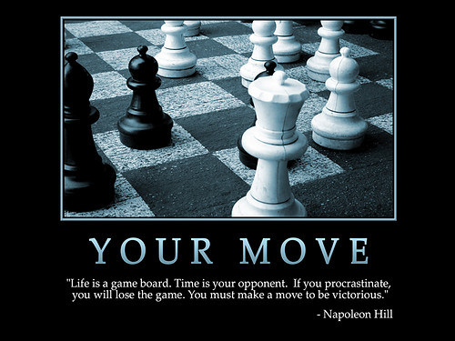 Napoleon Hill procrastination quote