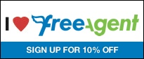 FreeAgent sign-up