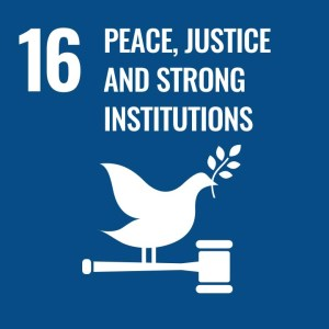 Peace, Justice & Strong Institutions