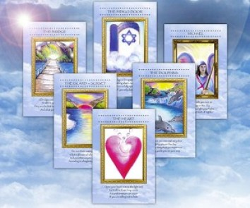 Voice of the Angels - A Healing Journey Spiritual Cards