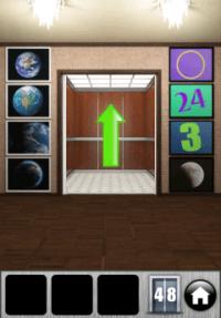100 Doors 2013 Level 48 Walkthrough