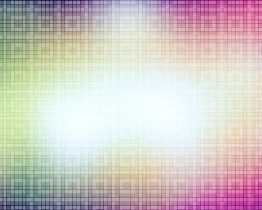 Abstract Shining Block Background