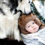 Baby and Puppy 03
