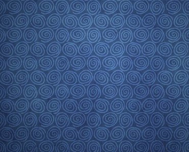 Blue Swirl Patterns
