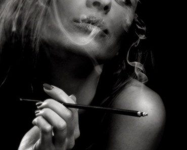 Decadent Lifestyle Smoking Girl 02