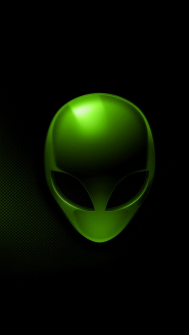Iphone 6 Plus Wallpaper With Quotes Green Alien Head Iphone 6 6 Plus And Iphone 5 4 Wallpapers