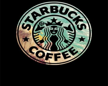 Creative Starbucks Logo