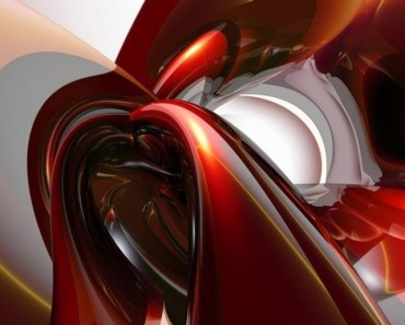 3D Abstract Curves