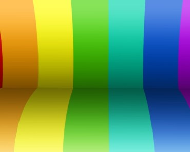 3D Colord Stripes