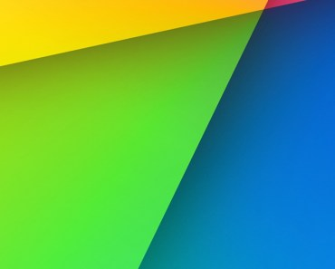 Abstract Color Blocks