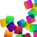 Colorful Rounded Blocks