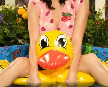 Katy Perry Yellow Duck