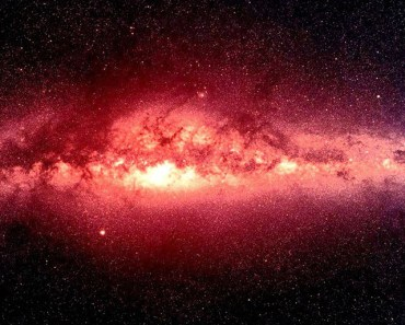 Red Outer Space