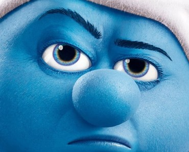 The Smurfs 2 Grouchy