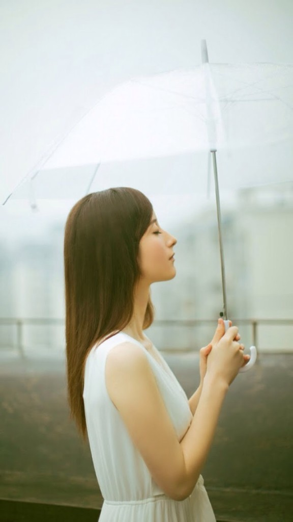 Glasses Wallpaper Hd Girl White Dress Girl Under The Umbrella Wallpaper Free
