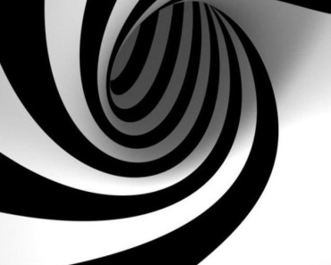 3D Black and White Hole