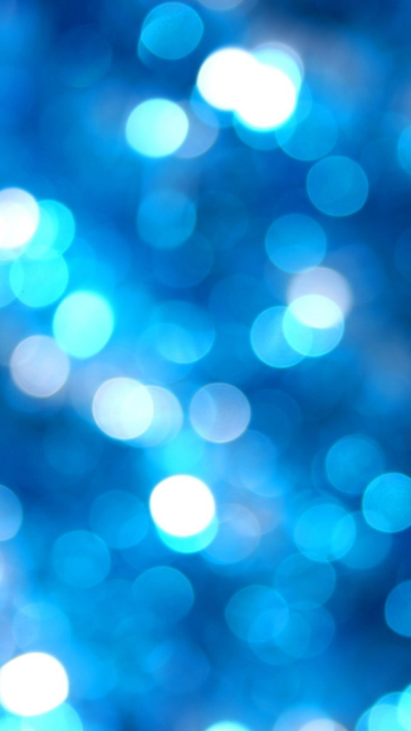 Selena Gomez Iphone 6 Wallpaper Blue And White Halos Bokeh Wallpaper Free Iphone Wallpapers