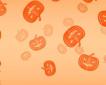 Halloween Pumpkin Pattern