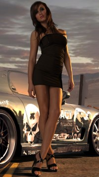 Sexy Need for Speed Girl
