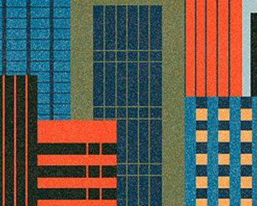 Urban Buildings Illustration