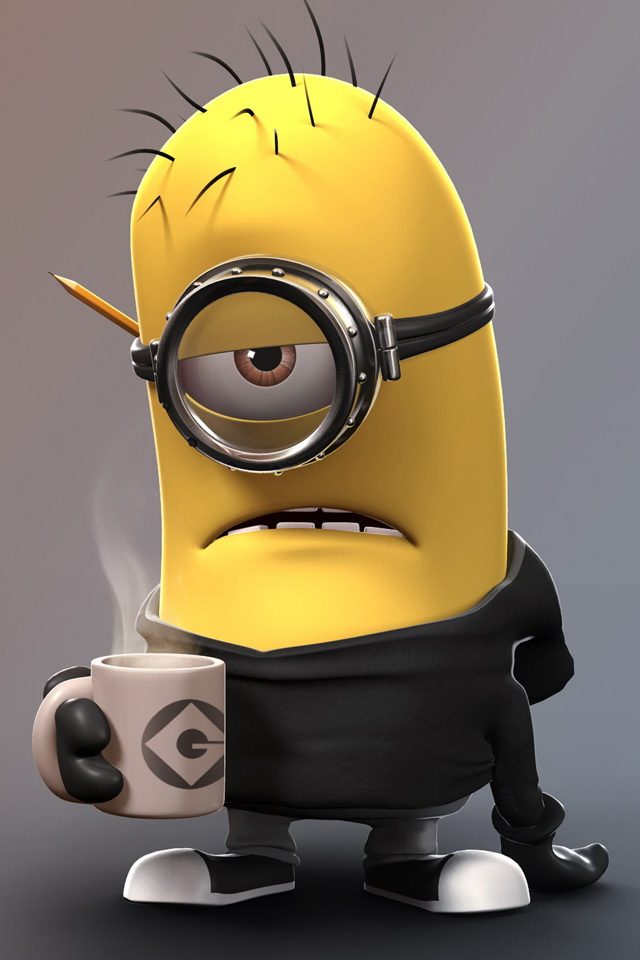 Minion Hitman IPhone 6 Plus And 5 4 Wallpapers