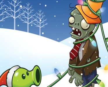 Plants vs. Zombies Christmas
