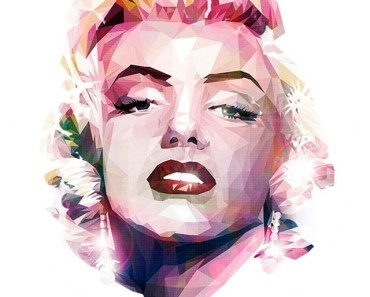Marilyn Monroe Drawing