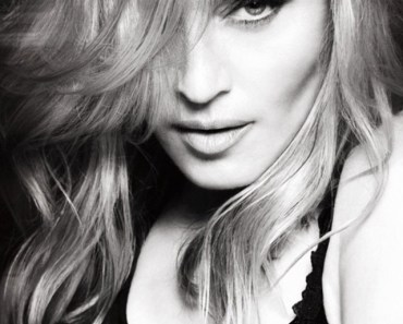 Madonna Ciccone Black and White