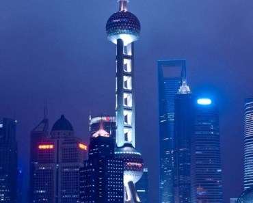 Shanghai China Night View