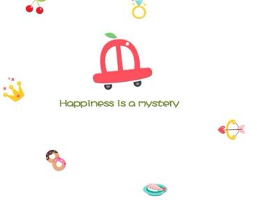 Happiness Is A Mystery