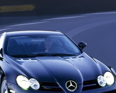 Mercedes-Benz Luxury Car