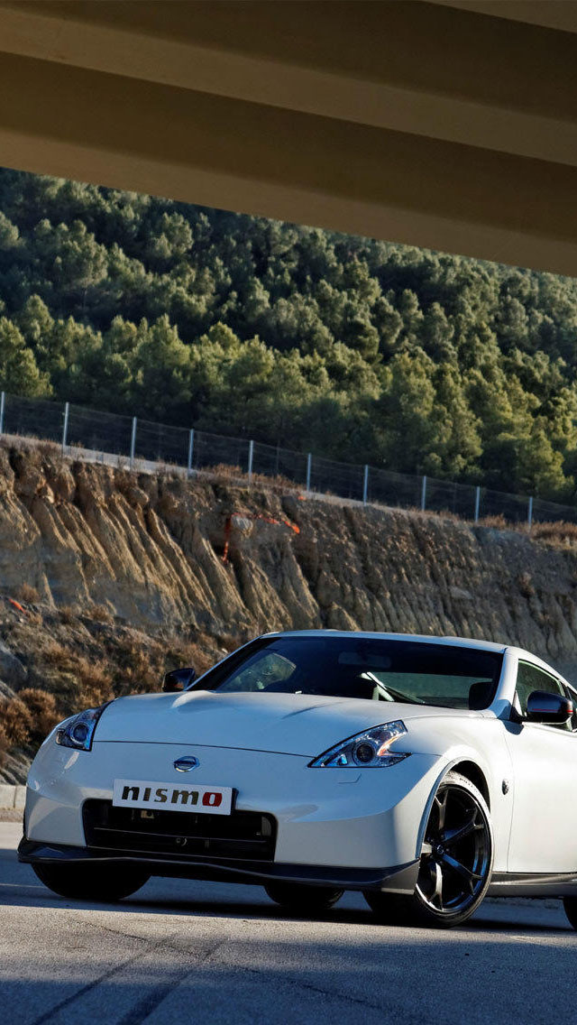 Nissan 370z Nismo Iphone 6 6 Plus And Iphone 54 Wallpapers