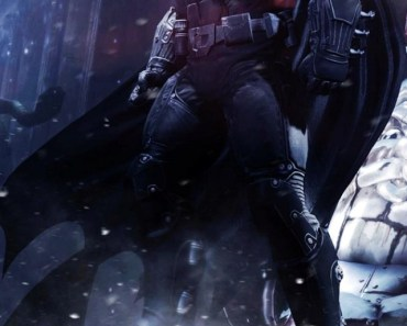 Batman Arkham Origins Batman