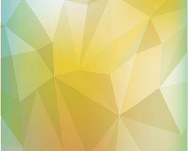 Light Yellow Polygons