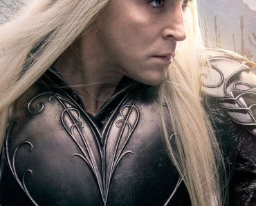 Thranduil in The Hobbit 3