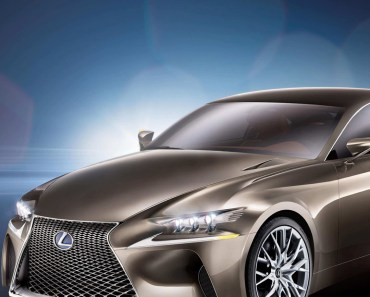 2015 All new Lexus RC F