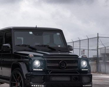Mercedes Benz G63 Amg Black