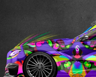 BMW M6 Super Abstract Car 2015