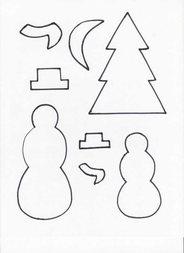 APPLIQUE CHRISTMAS PATTERNS « Free Patterns