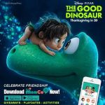 Disney/Pixar and MomCo Partner to Celebrate THE GOOD DINOSAUR with Giveaways!