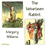 Velveteen Rabbit audio book cd cover